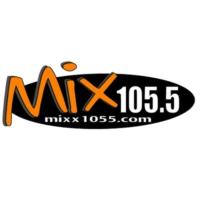 Logo of radio station WSEV Mix 105.5