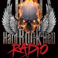 Logo de la radio Hard Rock Hell Radio