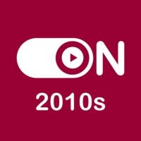 "Logo of radio station ""ON 2010s"""