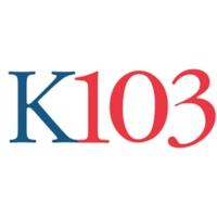 Logo of radio station K103 Portland