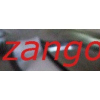 Logo of radio station Zango FM