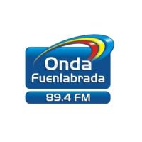 Logo of radio station Onda Fuenlabrada