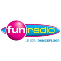 Logo of radio station Fun Radio Belgique