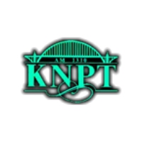 Logo of radio station KNPT 1310