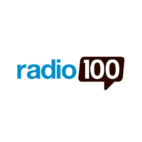 Logo of radio station Radio 100