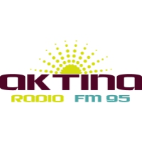 Logo of radio station Aktina Radio 95 FM