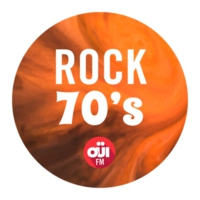 Logo of radio station OUI FM Rock 70's
