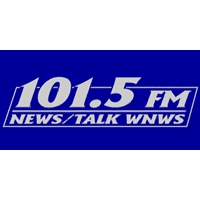 Logo of radio station WNWS 101.5 FM