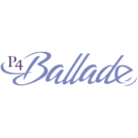Logo of radio station P4 Radio Ballade