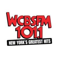 Logo of radio station WCBS-FM 101.1