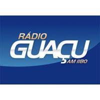 Logo de la radio Rádio Guacu