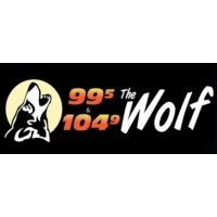 Logo de la radio WPCK The Wolf