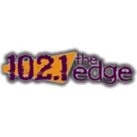 Logo of radio station CFNY FM (102.1 The Edge)