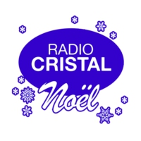 Logo of radio station Cristal Noël