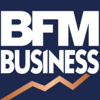Logo de la radio BFM Business