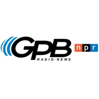 Logo of radio station GPB News