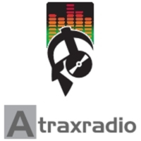 Logo of radio station Atrax Radio