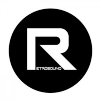 Logo of radio station Retrosound