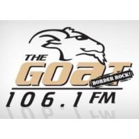 Logo of radio station CKLM The Goat 106.1 FM