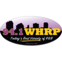 Logo of radio station 94.1 WHRP