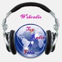 Logo de la radio top radio de folie