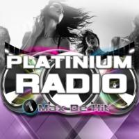 Logo of radio station Platinium Radio