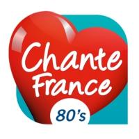 Logo of radio station Chante France 80's