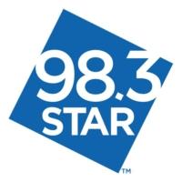 Logo of radio station CKSR-FM Star 98.3