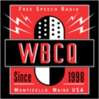 Logo of radio station WBCQ The Planet