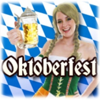 Logo of radio station Oktoberfest lautfm
