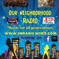 Logo of radio station Our Neighborhood Radio