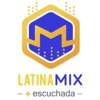Logo of radio station LATINAMIX