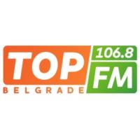 Logo of radio station Top FM 106.8