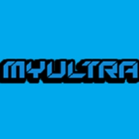 Logo of radio station MyUltra