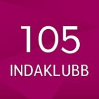 Logo of radio station Radio 105 Network - InDaKlubb