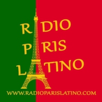 Logo of radio station Radio Paris Latino