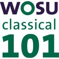Logo of radio station WOSU Classical 101