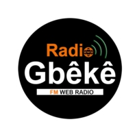 Logo of radio station Gbeke fm