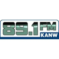 Logo of radio station KANW New Mexico Public Radio
