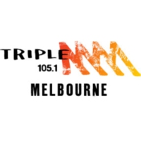 Logo of radio station Triple M Melbourne