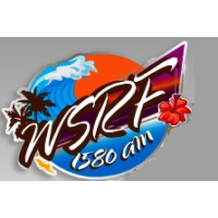 Logo of radio station WSRF 1580 AM