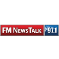 Logo of radio station KFTK News Talk 97.1