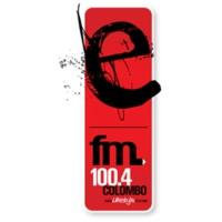 Logo de la radio E FM