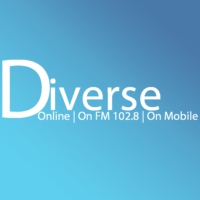 Logo of radio station Diverse FM