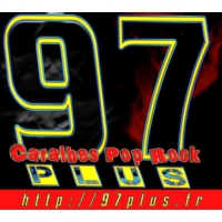 Logo of radio station 97plus