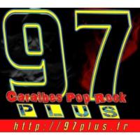 Logo of radio station 97plus