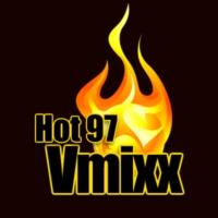 Logo of radio station Vmixx Hot 97