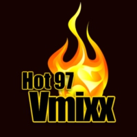 Logo of radio station Vmixx Hot 97