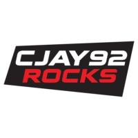 Logo of radio station CJAY 92