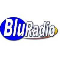 Logo of radio station BluRadio